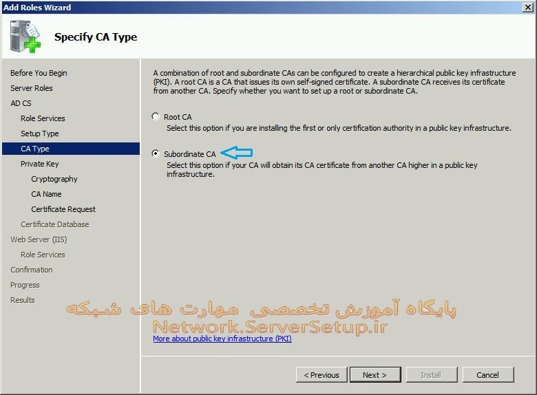 certificate services 19