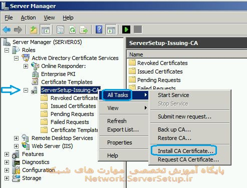 certificate services 33