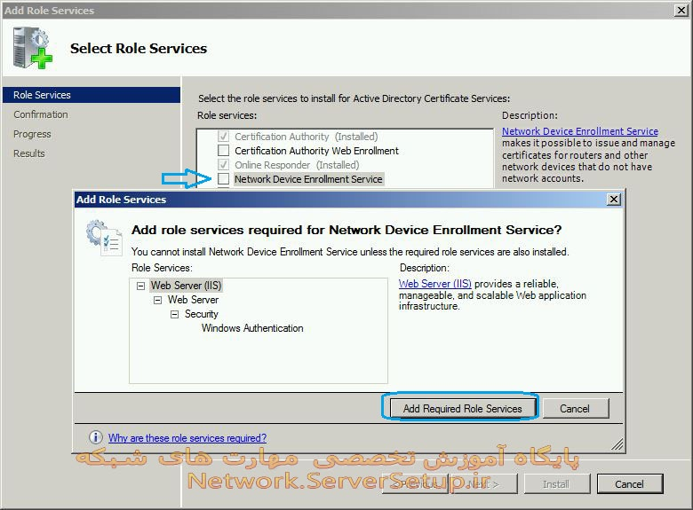 certificate services 38