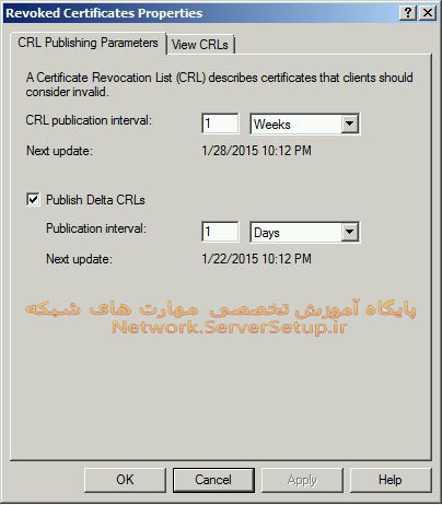 certificate services 47